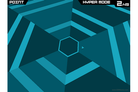 'Super Hexagon' for iOS game review