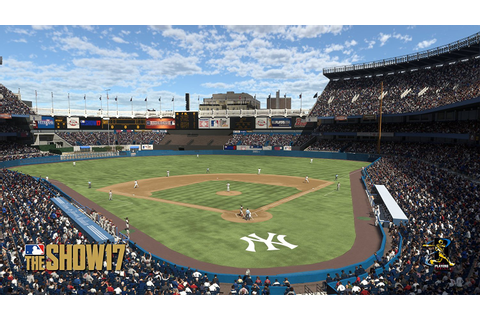 New Games: MLB THE SHOW 17 (PlayStation 4) | The ...