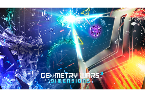 Geometry Wars™ 3: Dimensions Game | PS4 - PlayStation
