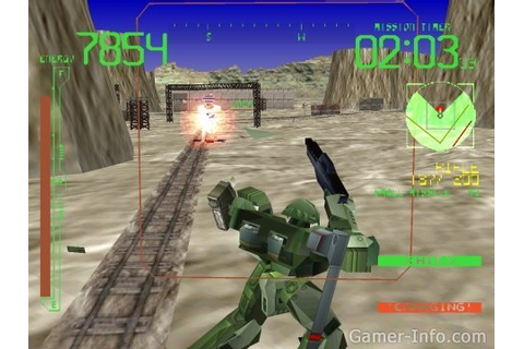 Armored Core: Project Phantasma (1997 video game)