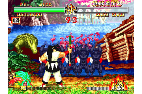 Samurai Shodown 2 Download on Games4Win