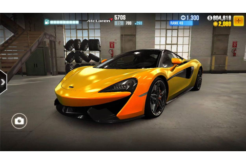 CSR Racing 2 - Tough Games