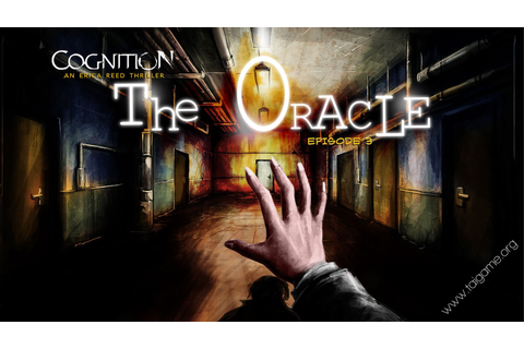 Cognition: An Erica Reed Thriller - Episode 3: The Oracle ...