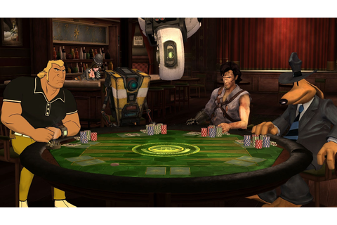 PRE-ORDER POKER NIGHT 2 From Telltale Games And Play Some ...
