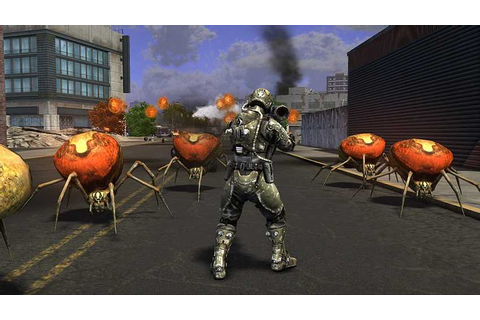 Earth Defense Force Insect Armageddon Download Free Full ...