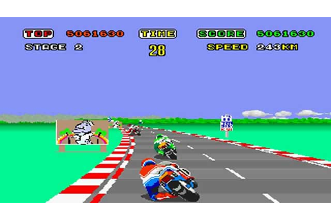 Top 5 BEST Retro Moto Racing Games Of All Time