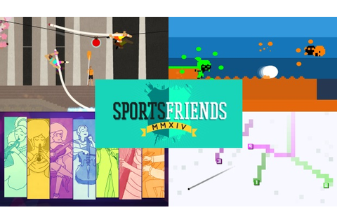 Come together – Sportsfriends PS3 review – GAMING TREND