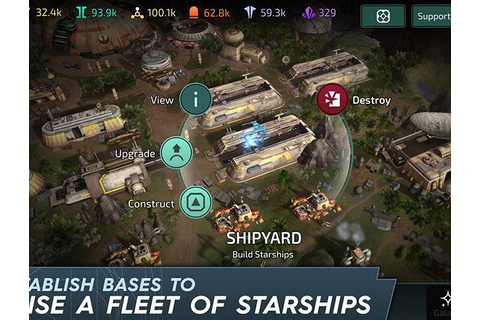 Download Star Wars™: Rise to Power on PC with BlueStacks