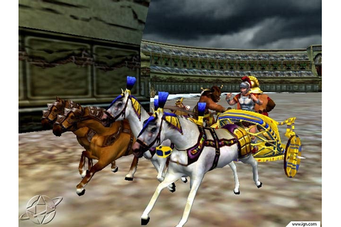 Circus Maximus: Chariot Wars Screenshots, Pictures ...