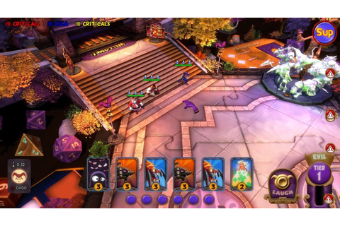 Dungeonland Review and Download