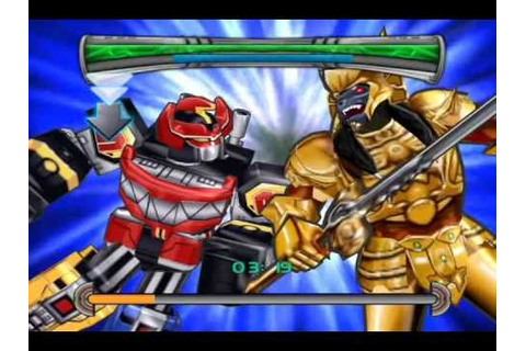 Power Ranger Super Legends - Mighty Morphin Megazord ...
