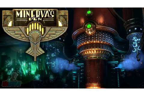 Bioshock 2 Minervas Den Part 3 (Ending) | Remastered DLC ...