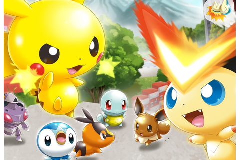 Review: Pokemon Rumble World (Nintendo 3DS) - Digitally ...