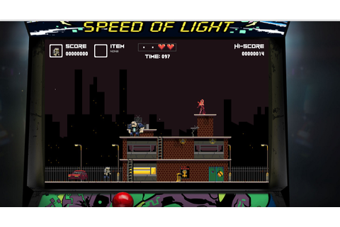 Iron Maiden's Speed Of Light Video Homage to Donkey Kong