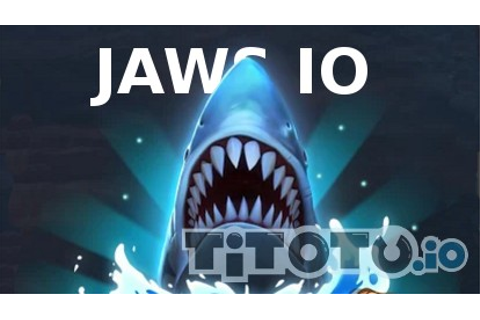 Jaws io — Play for free at Titotu.io