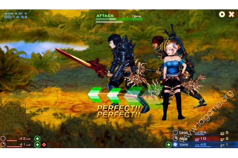 Fearless Fantasy - Tai game | Download game Nhập vai - RPG
