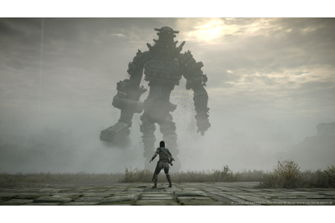 Shadow of the Colossus Game | PS4 - PlayStation