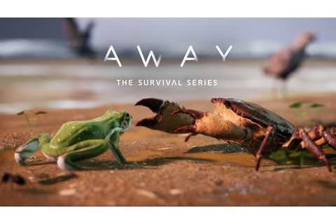 AWAY: The Survival Series | Gameplay Sneak Peek - YouTube