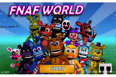 FNAF World free download | FULL VERSION | UPDATE v1.024 ...