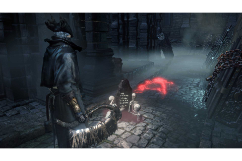 Bloodborne guide: how multiplayer works - VG247