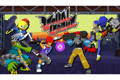 Fighting Game Lethal League Coming to PS4 and Xbox One on ...
