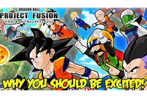 Dragon Ball Fusions 3DS: Everything We Know, Manga ...