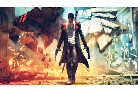 DmC Devil May Cry Wallpapers In HD « Video Game News ...