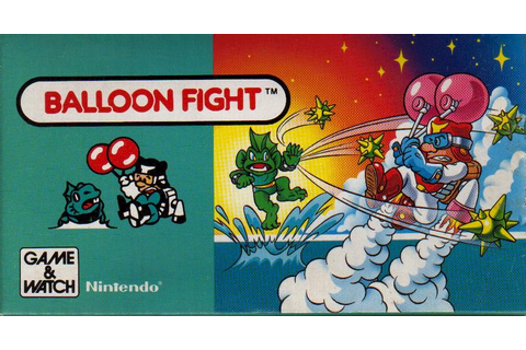 Balloon Fight (Game & Watch) - The Nintendo Wiki - Wii ...