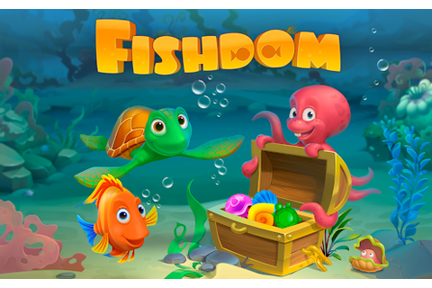 Fishdom - Apps on Google Play