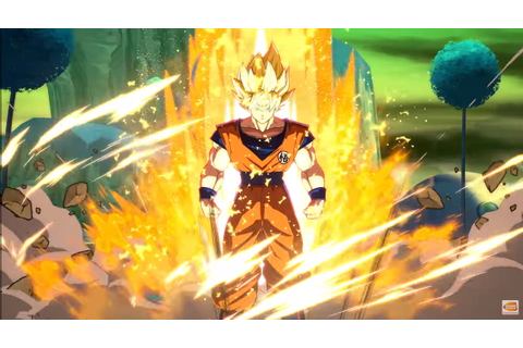 Dragon Ball FighterZ looks incredibly faithful to the ...