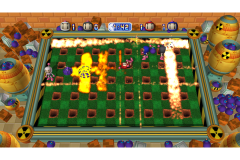 Bomberman Ultra Screenshots - Video Game News, Videos, and ...