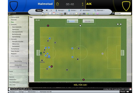 Football Manager 2008 Recension - Gamereactor