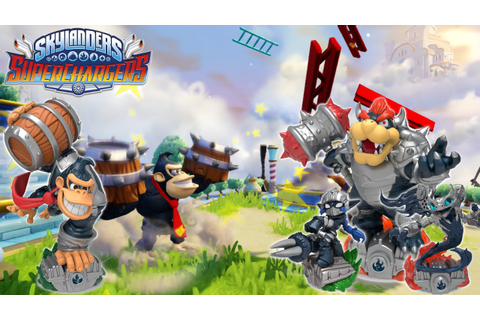 Let's Play Skylanders SuperChargers - 13 Minutes Dark ...