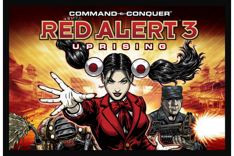 Command & Conquer : Red Alert 3 – Uprising | Free Download ...