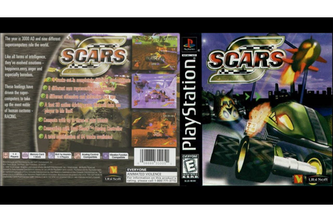 [PS1] S.C.A.R.S. Gameplay [ePSXe][1080p] HD - YouTube