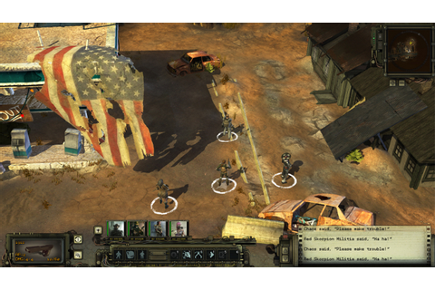 InXile On Date, Length, And Expansion Of Wasteland 2's ...