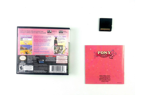 Pony Friends 2 game for Nintendo DS (Complete) | The Game Guy