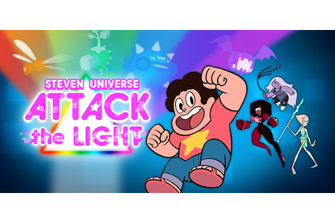 Amazon.com: Attack the Light - Steven Universe Light RPG ...