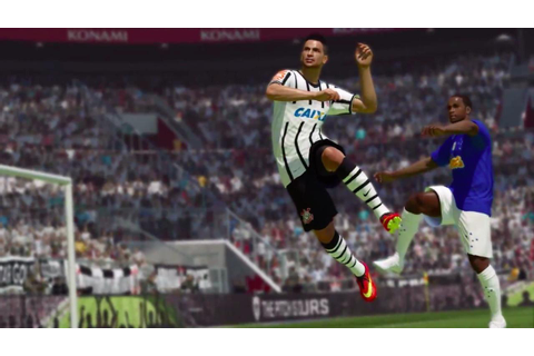 Pro Evolution Soccer 2015 - Brazil Game Show Trailer - IGN ...