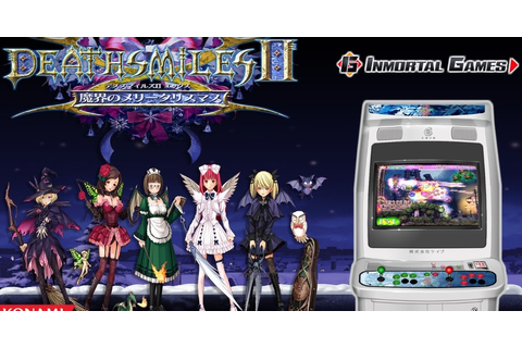 Cave PC Hardware - Deathsmiles II - Inmortal games