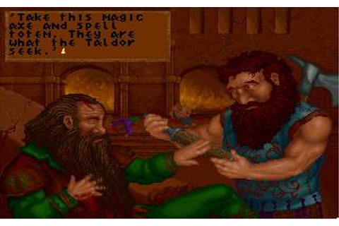 Download Bloodstone: An Epic Dwarven Tale - My Abandonware
