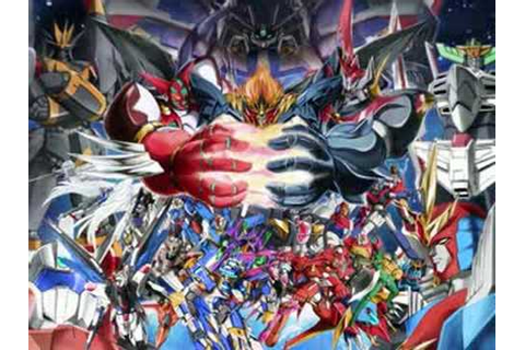 [Top 100 RPG Battle Theme]#20 Super Robot Taisen Alpha 3 ...