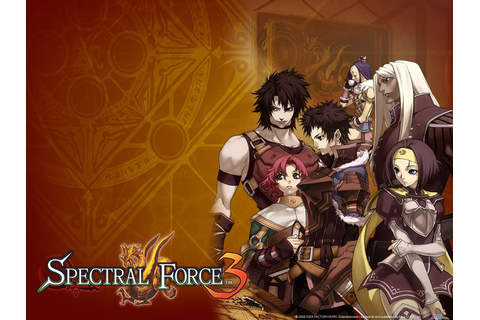 The Backlog: Spectral Force 3: An Unlikely Contender