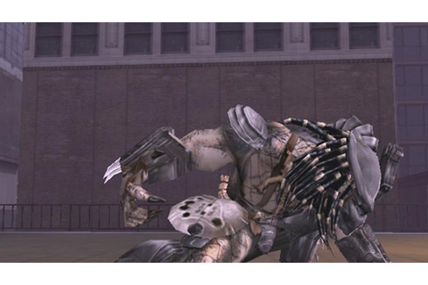 Predator: Concrete Jungle Game | PS2 - PlayStation