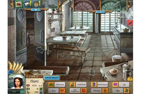 Dark Asylum: Mystery Adventure > iPad, iPhone, Android ...
