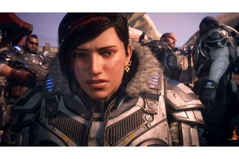 Gears 5 Among Three Newly Revealed Gears Of War Titles ...