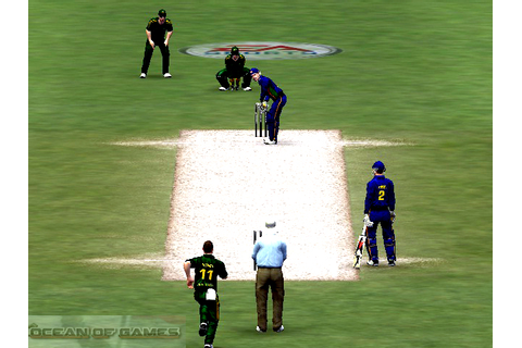 Cricket 07 Free Download - Ocean Of Games