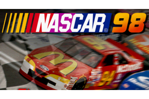 MegaDriving: NASCAR '98 – Sega Addicts