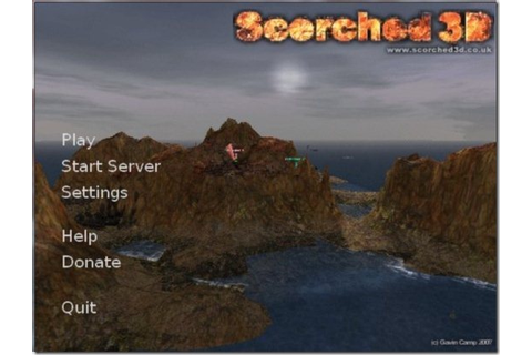 Scorched 3D: Free Tank Game For Windows, Mac