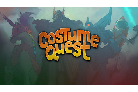 Costume Quest - Download - Free GoG PC Games